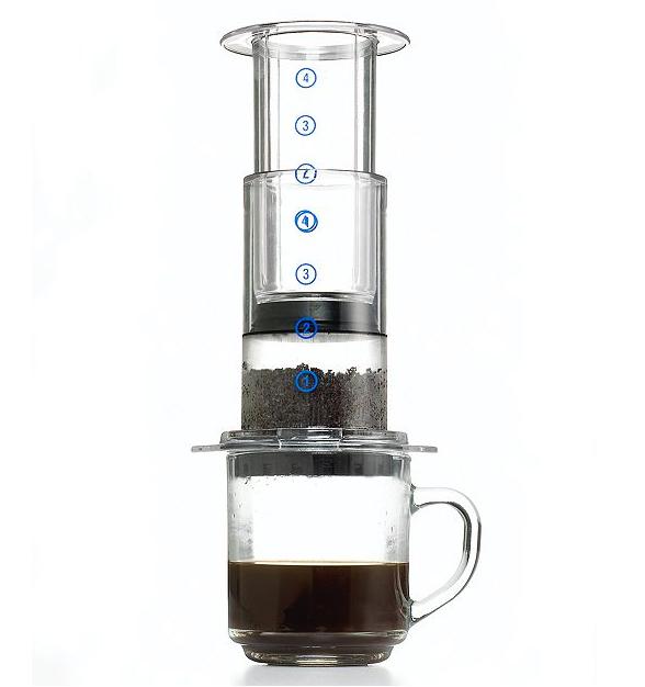 Brew Aeropress - Patriot Coffee Roast Brew