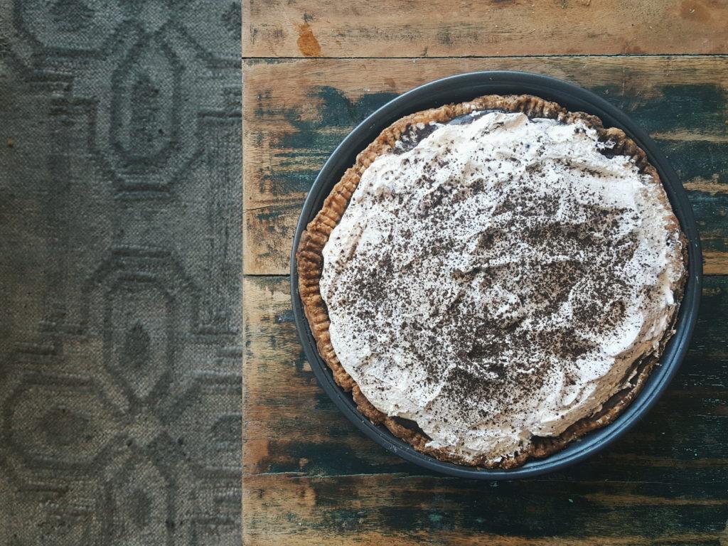 Patriot Mocha Cream Pie