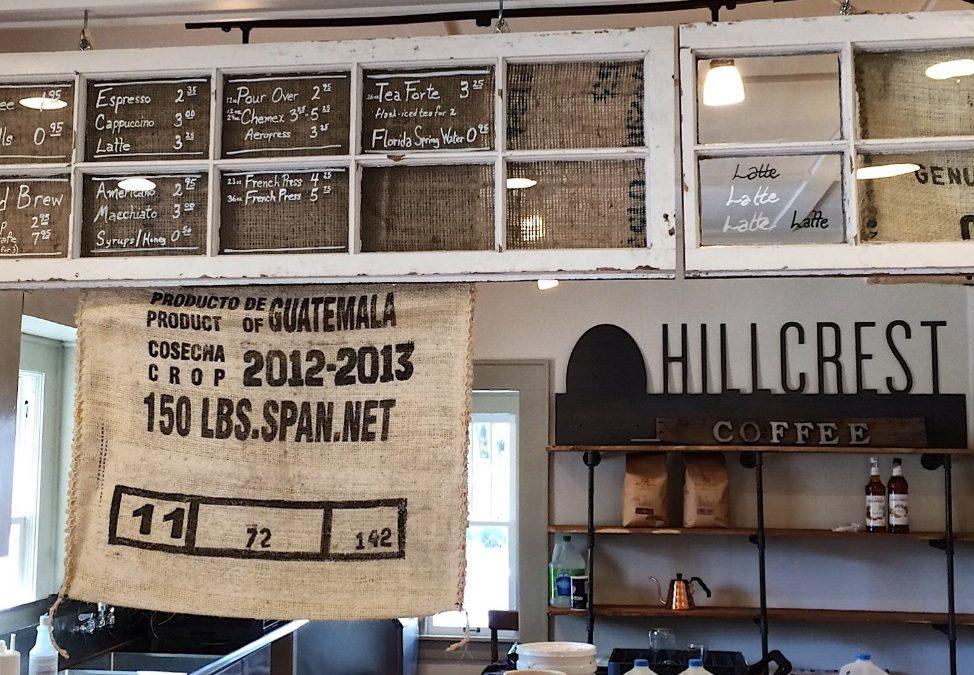 Patriot Partners – Spotlight on Hillcrest Coffee