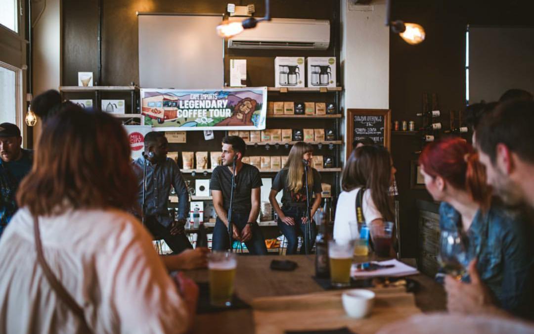 lengendary coffee tour