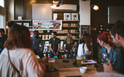Patriot Coffee News – Legendary Coffee Tour