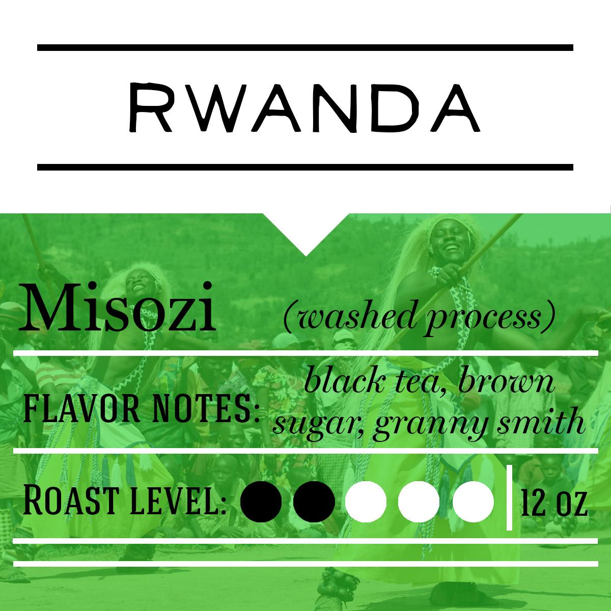 Rwanda Kopakaki - Patriot Coffee Roasters - Central Florida