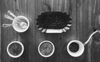 COFFEE 101 – Cupping