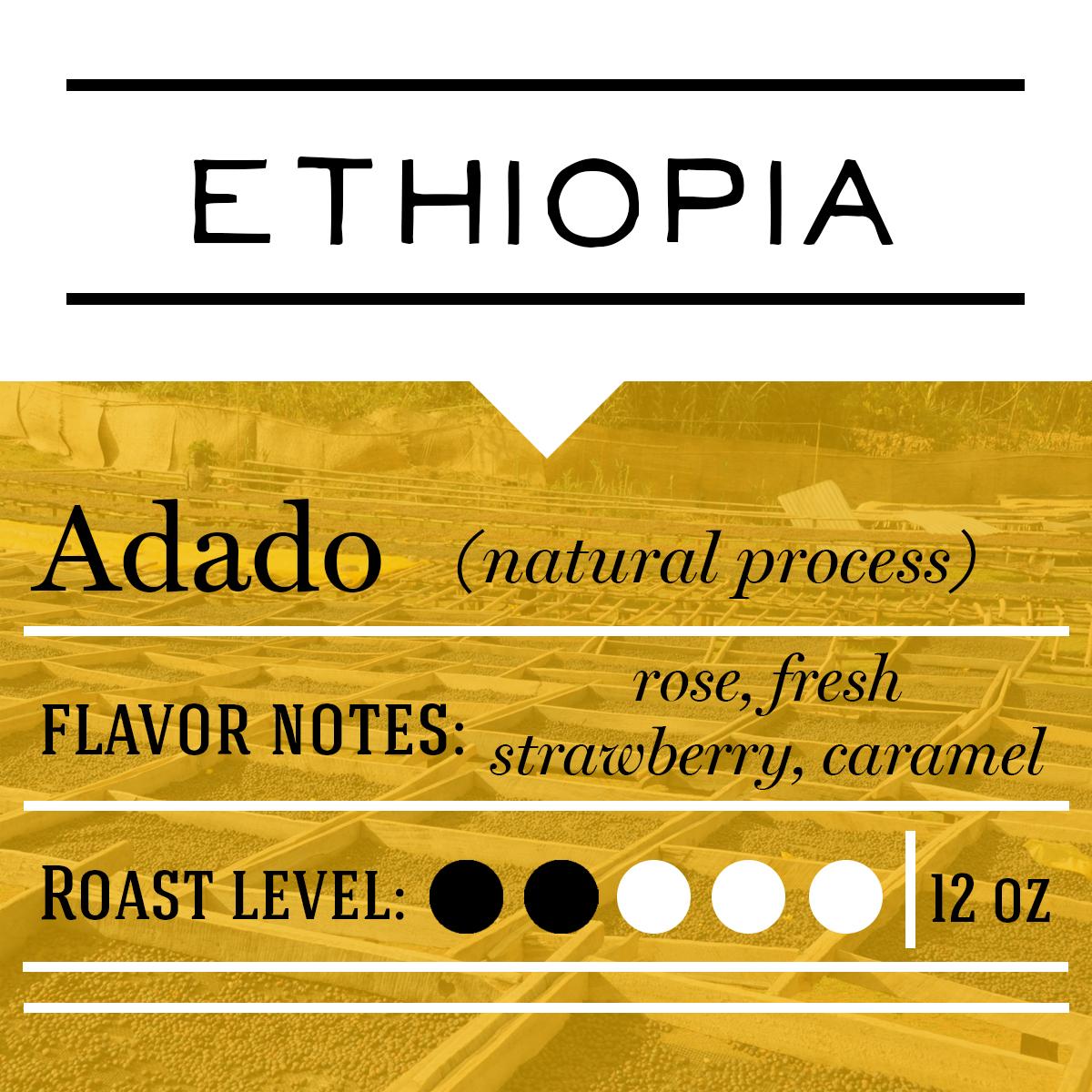Ethiopia Idido Coffee - Patriot Coffee Roaster - Central Florida